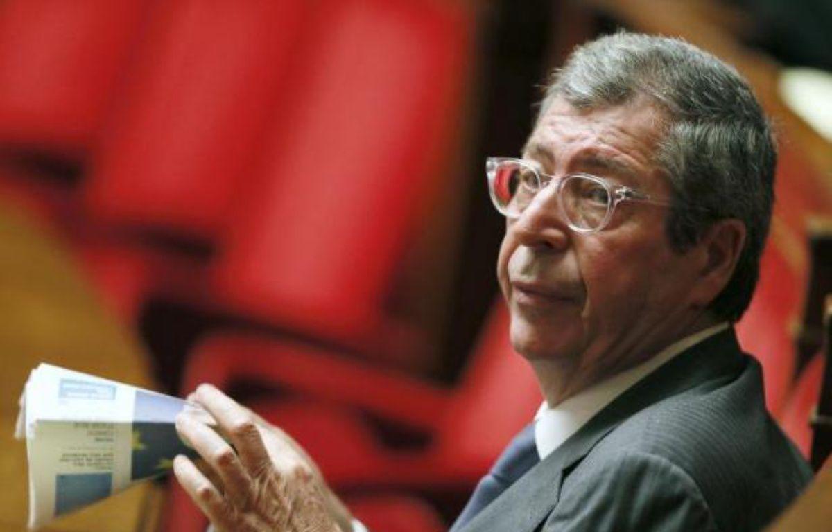 Patrick Balkany le 26 novembre 2014 à l'Assemblée nationale à Paris – Patrick Kovarik AFP