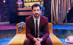 Monsieur Poulpe présente sa première émission tout seul comme un grand avec «Crac crac», un talk-show sur le sexe