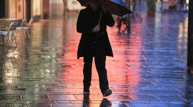 Nantes le manque de soleil a battu un record en janvier - Heure coucher soleil nantes ...
