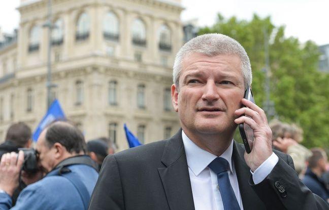 Elections municipales à La Rochelle : Olivier Falorni devance le maire sortant Jean-François Fountaine d'un petit point