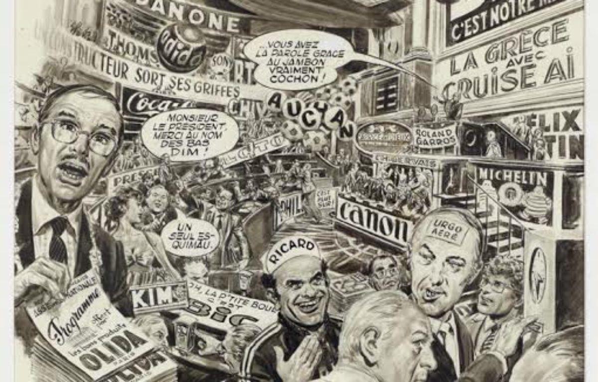 «Si on privatisait tout ça?», illustration parue dans «L'Evenement du jeudi». – Angelo DI MARCO