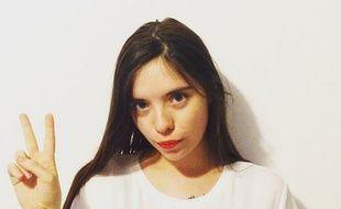 Luna Miguel, telle qu'elle se présente sur son compte Twitter.