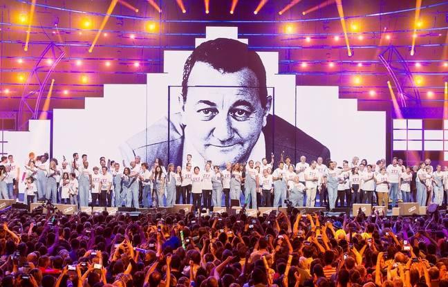 «Les Enfoirés»: Audience en baisse sur TF1, à 8,9 millions de téléspectateurs