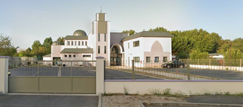 La mosquée de la Paix, à Brétigny-sur-Orge