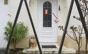 Le domicile de la famille Troadec, à Orvault, près de Nantes.