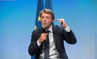 François Baroin est le maire de Troyes depuis 1995.