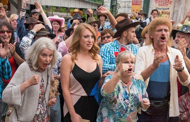 Image extraite de la comédie «Les Tuche 2 - Le Rêve américain», l'un des succès publics de l'année ciné 2016.