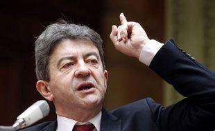 """Jean-Luc Mélenchon, candidat du Front de gauche à la présidentielle, a affirmé mercredi que les agriculteurs """"se trompent"""" s'ils accordent leur vote à Nicolas Sarkozy, en tête dans les sondages auprès de cette catégorie de la population."""