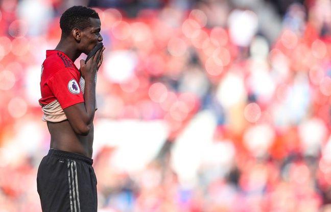 Angleterre: Giggs conseille aux joueurs de Manchester United de mettre des coups à Pogba à l'entraînement