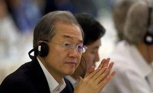 La Corée du Sud a présenté son ministre du Commerce Taeho Bark pour succéder à Pascal Lamy au poste de directeur général de l'Organisation mondiale du commerce, l'institution qui s'occupe des règles et du règlement des conflits liés au commerce mondial, a annoncé vendredi l'OMC.