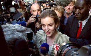 Nathalie Kosciusko-Morizet a été désignée lundi comme candidate de l'UMP à la mairie de Paris, au terme d'une primaire ouverte au déroulement chaotique, mais dont elle est ressortie largement victorieuse pour affronter Anne Hidalgo (PS) en 2014.