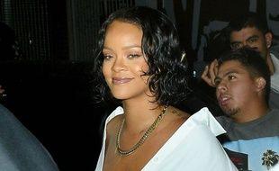 Rihanna à Los Angeles le 31 mai 2017.