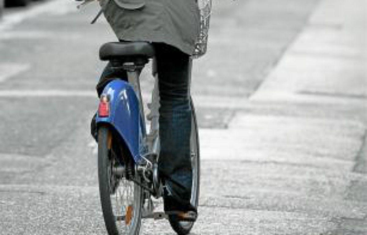 Le collectif «Vélos en ville»compte 800 membres. –  F.PENNANT / 20 MINUTES
