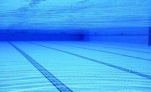 Illustration d'une piscine.