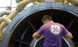 Illustration de General Electric qui a annoncé la suppression de 1.000 postes à l'usine de Belfort.