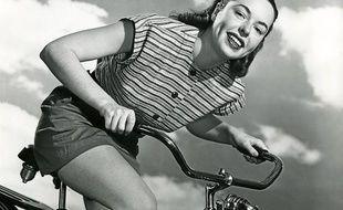 L'objectif jambes de Jeannie Longo passe forcément par la case vélo?
