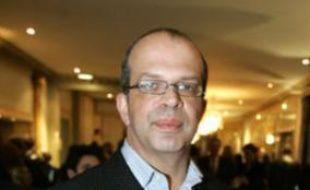 David Kessler, le 20 février 2006 au dîner du CRIF (Conseil Représentatif des Institutions Juives de France), à Paris.