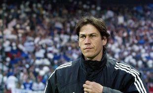 Rudi Garcia a débuté sa carrière d'entraîneur pro à Saint-Etienne, avant de coacher Dijon.