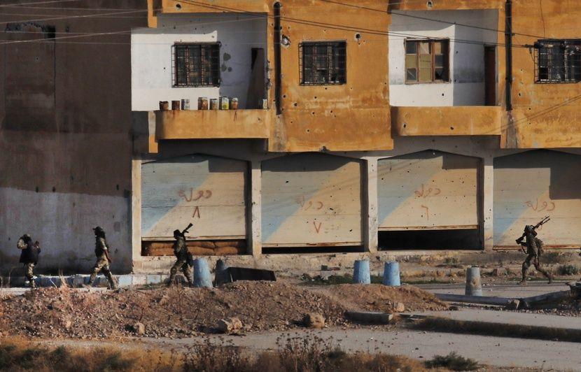 Syrie: Damas conclut un accord avec les Kurdes et envoie des troupes dans le Nord face à l'offensive turque