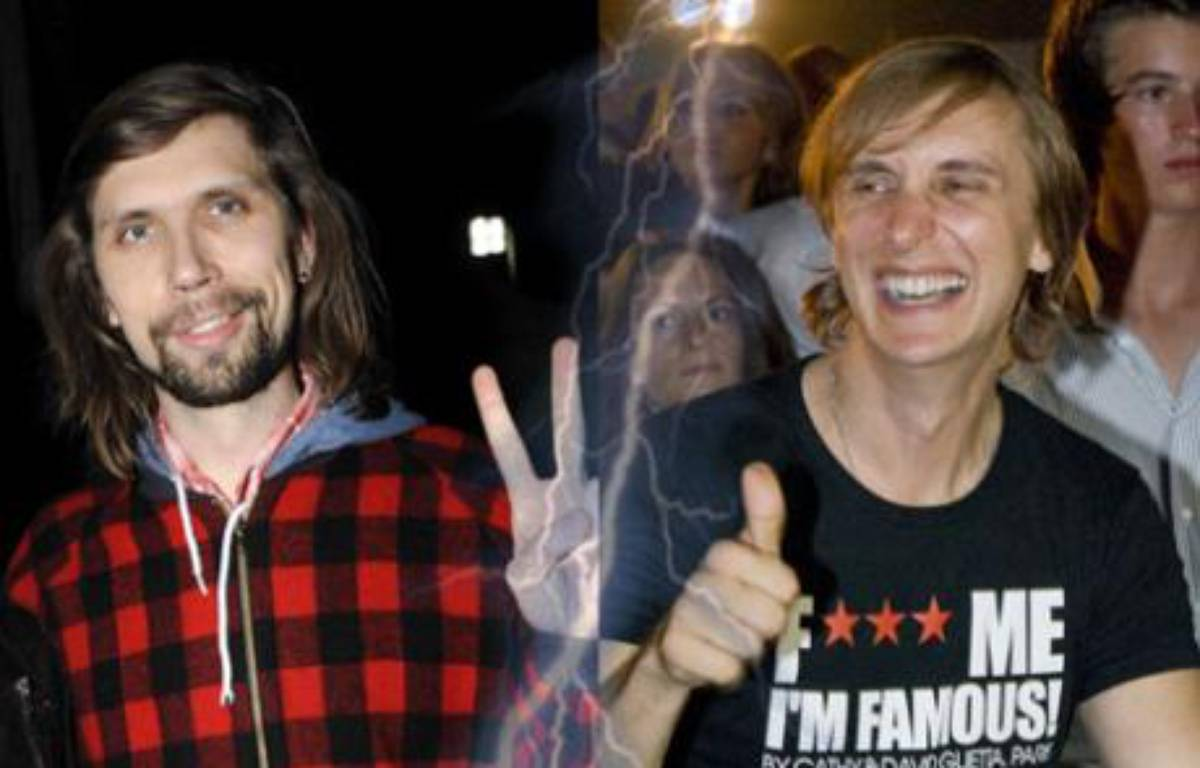 Star Clash : Pedro Winter vs. David Guetta – SIPA