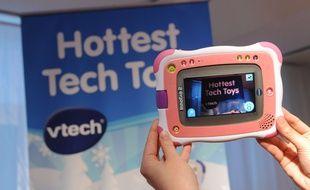 Une tablette pour enfants de VTech.