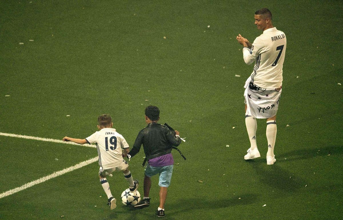 Deux Cristiano Ronaldo pour le prix d'un. – Yela/DYDPPA/Shutters/SIPA
