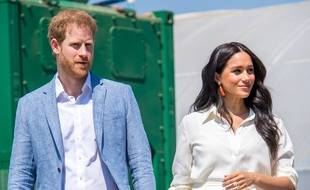 Le prince Harry et Meghan, duchesse de Sussex