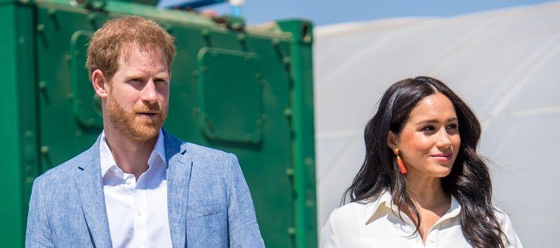 Le prince Harry et Meghan, duchesse de Sussex