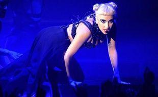 """La police d'Indonésie, pays musulman le plus peuplé de la planète, a interdit de concert à Jakarta Lady Gaga, diva trash de la pop et militante des droits des homosexuels, après des plaintes d'islamistes qualifiant l'Américaine de """"satanique""""."""