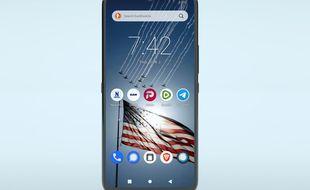 Le Freedom Phone, un smartphone qui soutient la liberté d'expression