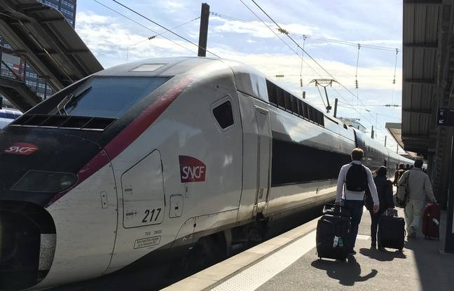 Nord: Malgré la grève, la SNCF maintient des trains pour qu'un couple puisse fêter ses noces de diamant