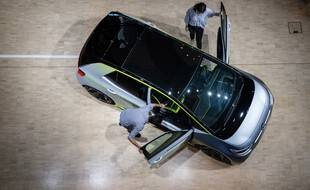 La part de voitures électriques a explosé en 2020