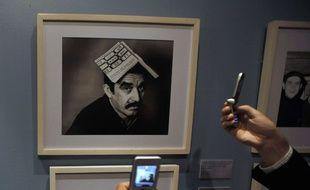 Une exposition à Mexico sur Gabriel Garcia Marquez, en 2009