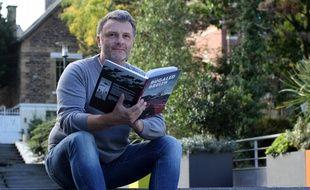 L'auteur de bande dessinée Pascal Bresson, ici avec son album