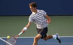 Pierre-Hugues Herbert à l'US Open 2015. (Archives)