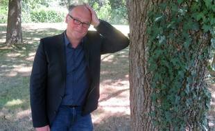 Tombé amoureux de la Bretagne, Jörg Bong vit désormais deux mois dans l'année dans la région.