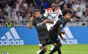 Traoré a inscrit un doublé contre l'OM, le 23 septembre 2018.