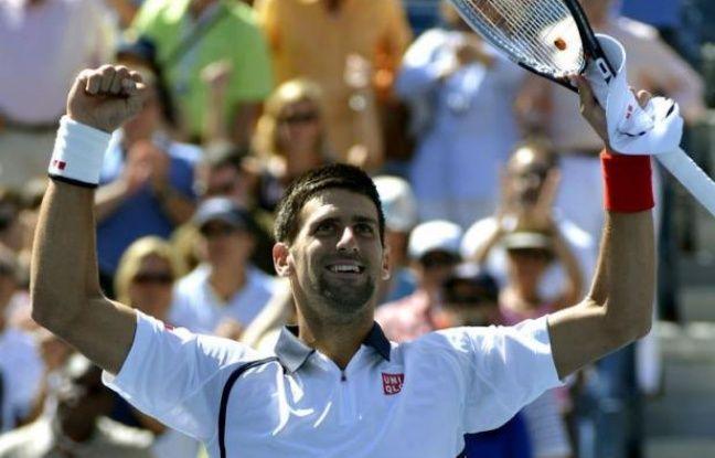 Le N.2 mondial Novak Djokovic rencontrera Andy Murray lundi en finale de l'US Open après sa victoire dimanche en demi-finale face à l'Espagnol David Ferrer