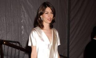 Sofia Coppola lors du gala pour le Fashion and Fantasy Costume Institute, au Metropolitan Museum de New York, le 5 mai 2008.