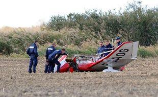 Deux avions de tourisme se sont percutés en plein vol le 17 octobre 2009 à Beaugeay, dans le sud-ouest de la France. L'accident a fait quatre morts.
