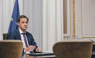 e Premier ministre belge Alexander De Croo a annoncé que le pays allait adopter un confinement plus sévère.