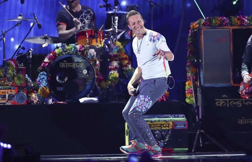Le groupe Coldplay ne fera pas de tournée pour des raisons environnementales