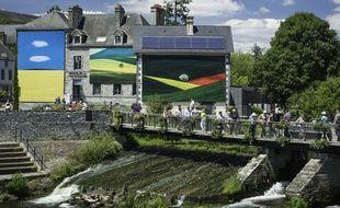 Le festival photo se déroule jusqu'au 30 septembre dans le petit village de la Gacilly.