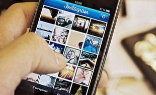 L'appli Instagram pour iPhone
