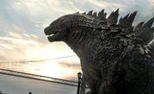 Extrait du film «Godzilla» sorti en mai 2014.