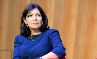 La maire PS de Paris, Anne Hidalgo, le 30 mai 2016 à Paris.
