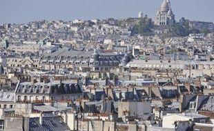 Illustration de la métropole parisienne.