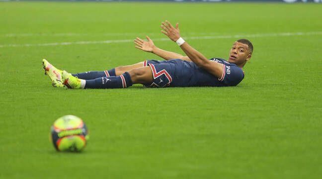 PSG : Kylian Mbappé forfait et Lionel Messi incertain pour le choc face à Lille en Ligue 1