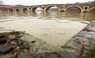 Toulouse, la Garonne. (photo archives)