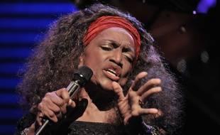 La cantatrice américaine Jessye Norman, ici en 2010 au festival de Montreux, est décédée le 30 septembre 2019.